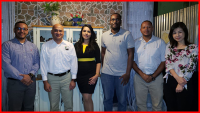 Belize Signs Letter of Intent with the Republic of China (Taiwan)