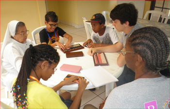 BCVI Summer Camp