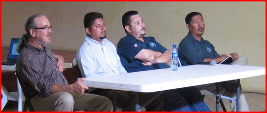 DOE holds public consultations on New River