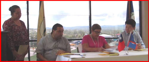 Flood Risk Reduction Project launched in San Ignacio and Santa Elena