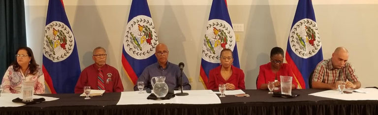 Office of the Prime Minister hosts Press Conference on GOB's measures to address drought