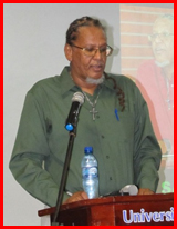 Silvaana Udz Lekcha Series held in Belmopan