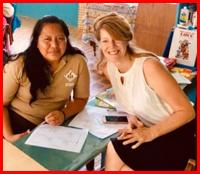 U.S teachers fan out in Cayo this week