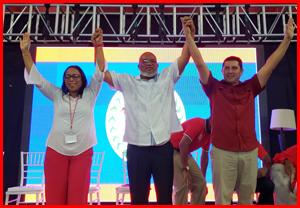 Saldivar launches leadership bid