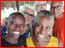 Writing with a purpose in Belize