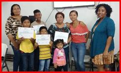 GREAT participation in San Ignacio