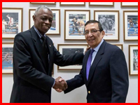 Belize Olympics sign Collaboration Agreement with Cuban Olympic Committee