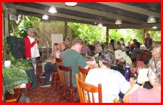 Famed medicinal healer speaks in Cayo