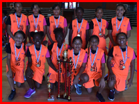 Louisiana Government School girls and Wesley Upper School boys' captures National Primary Schools Basketball championship