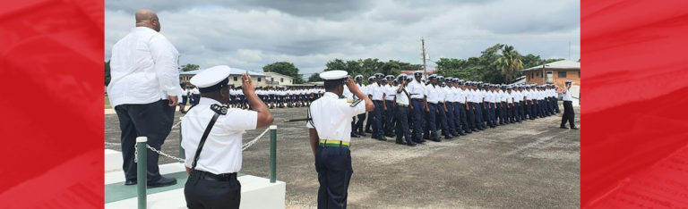 207 new police officers