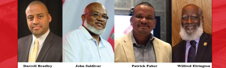 4-Way race for UDP leader