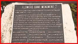 Tribute paid to the Flowers Bank Fourteen