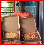 Pizza man porter killed in robbery