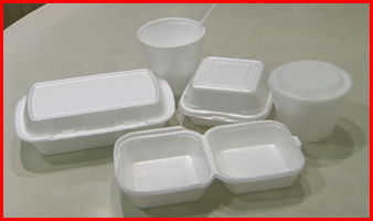 Extension given for banning of Styrofoam and plastics