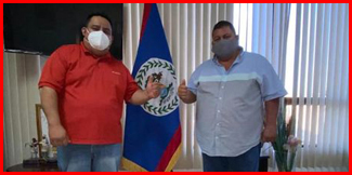 Angel Campos will run in Corozal Southwest