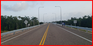 Link Road complete