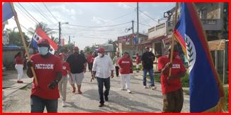 UDP: Health of Belizeans first!