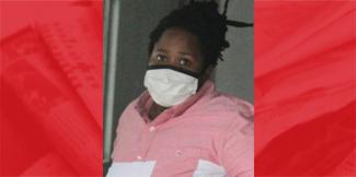 Nikesha Rhaburn found with weed inside Acura