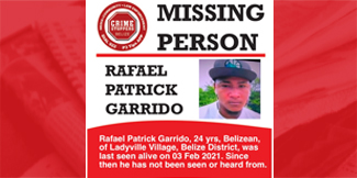 Rafael Garrido remains missing