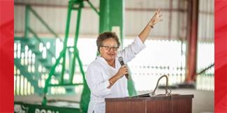 First woman, a Belizean, becomes CARICOM Secretary General