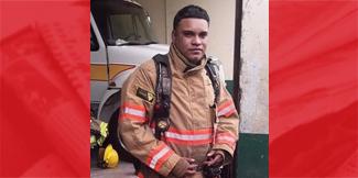 Missing Fireman Identified as Burnt Body Found on Farm