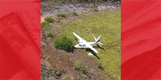 Another Suspected Drug Plane in Southern Belize
