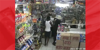Robberies in Belize City and Toledo